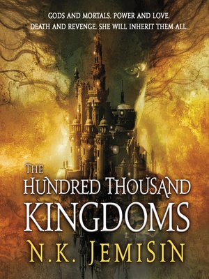 cover image of The Hundred Thousand Kingdoms