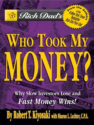 cover image of Who Took My Money?