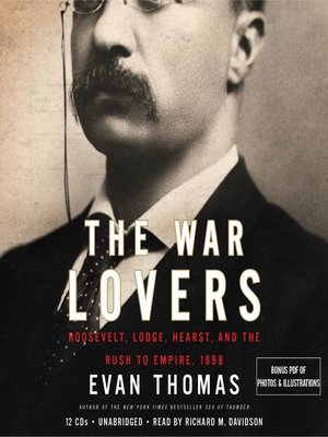 cover image of The War Lovers