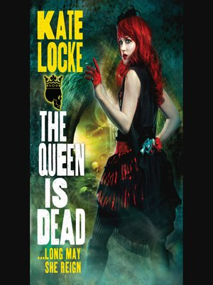 cover image of The Queen Is Dead