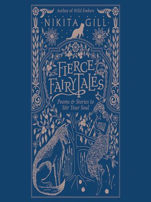 cover image of Fierce Fairytales