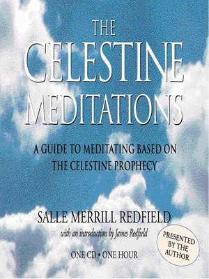 cover image of Celestine Meditations