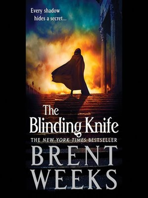cover image of The Blinding Knife