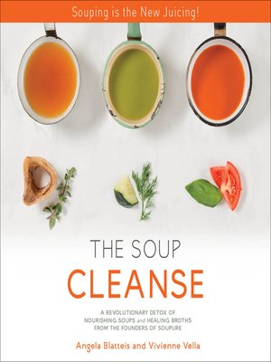 cover image of The Soup Cleanse