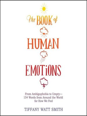 cover image of The Book of Human Emotions