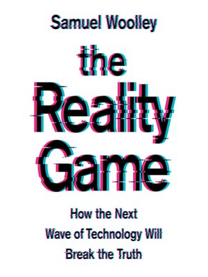 cover image of The Reality Game