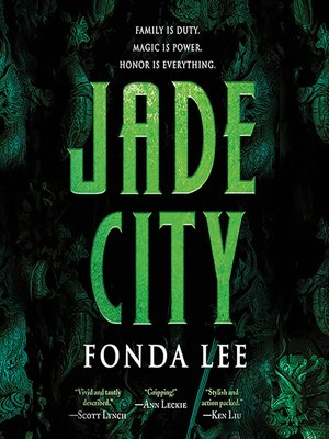 cover image of Jade City