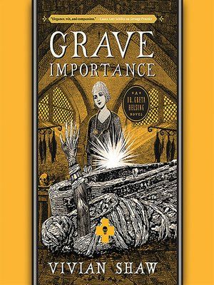 cover image of Grave Importance