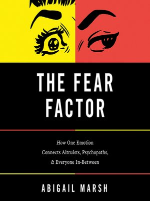 cover image of The Fear Factor