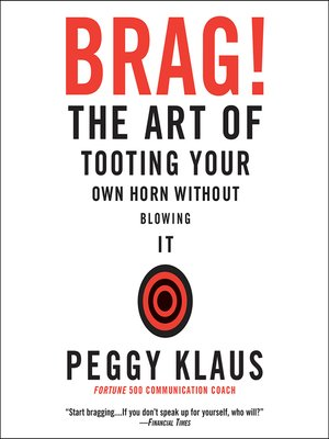 cover image of Brag!