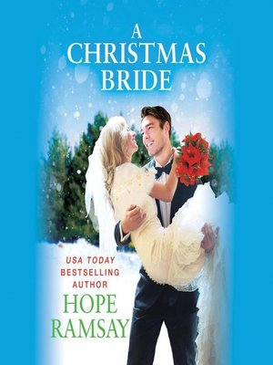 cover image of A Christmas Bride