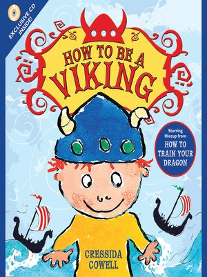 cover image of How to Be a Viking