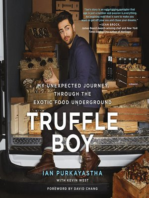 cover image of Truffle Boy