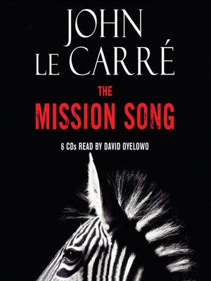 cover image of The Mission Song