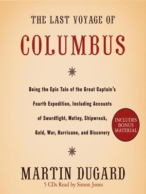 cover image of The Last Voyage Of Columbus