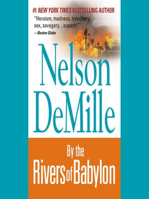 cover image of By the Rivers of Babylon