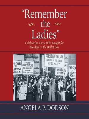 cover image of Remember the Ladies