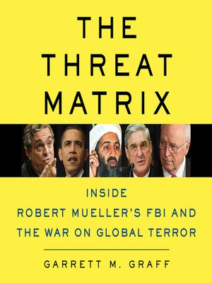 cover image of The Threat Matrix