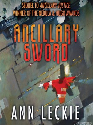 cover image of Ancillary Sword