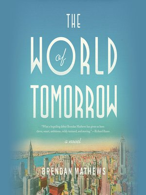 cover image of The World of Tomorrow