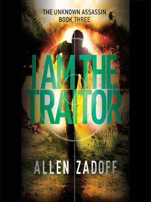cover image of I Am the Traitor