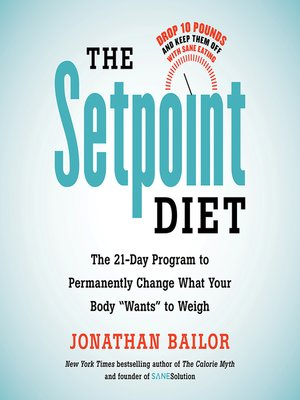 cover image of The Setpoint Diet