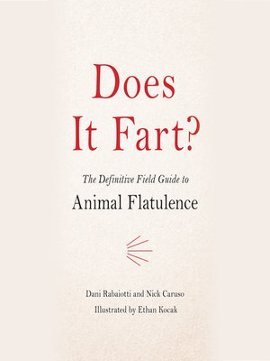 cover image of Does It Fart?
