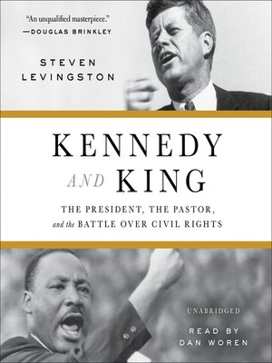 cover image of Kennedy and King
