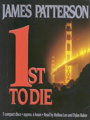 cover image of 1st to Die