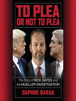 cover image of To Plea or Not to Plea
