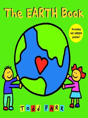 cover image of The EARTH Book