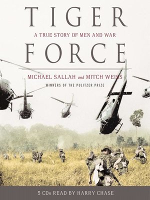 cover image of Tiger Force