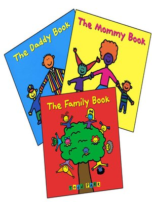 cover image of Todd Parr's Family Bundle