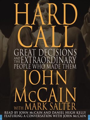 cover image of Hard Call