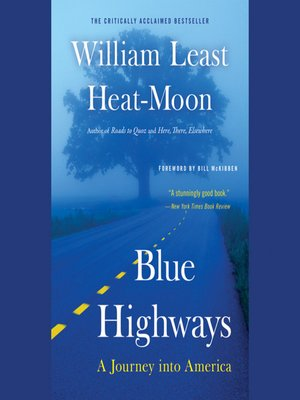 cover image of Blue Highways