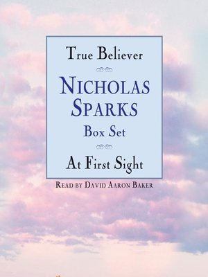 cover image of True Believer / At First Sight