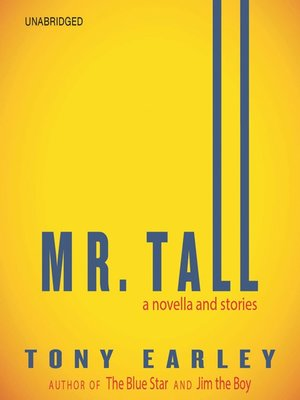 cover image of Mr. Tall