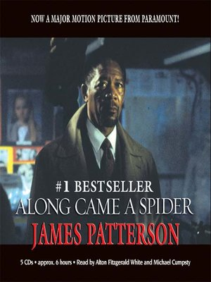 Amazon. Com: along came a spider (audible audio edition): james.