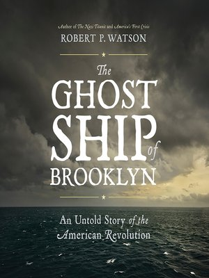 cover image of The Ghost Ship of Brooklyn