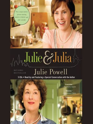 cover image of Julie and Julia