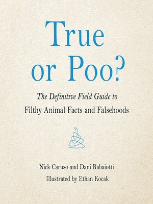 cover image of True or Poo?