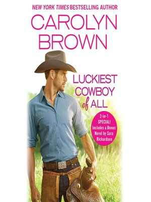 cover image of Luckiest Cowboy of All