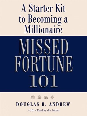 cover image of Missed Fortune 101