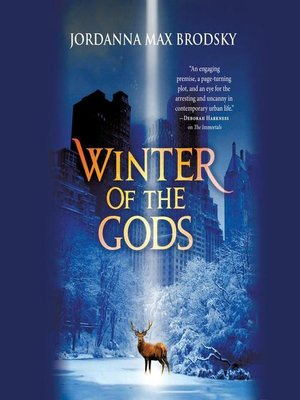 cover image of Winter of the Gods