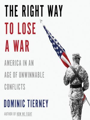 cover image of The Right Way to Lose a War