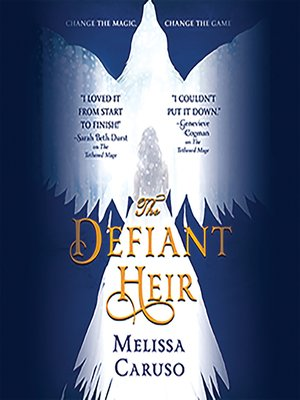 cover image of The Defiant Heir