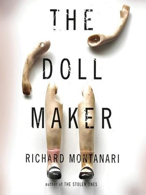 cover image of The Doll Maker