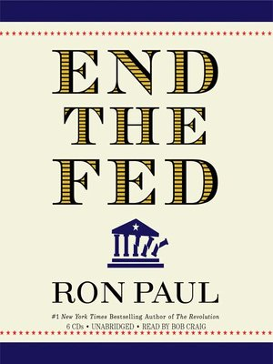 cover image of End the Fed