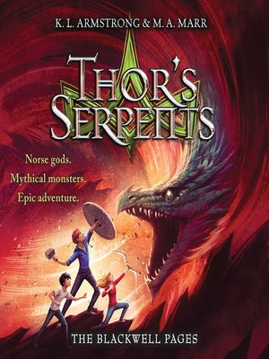 cover image of Thor's Serpents