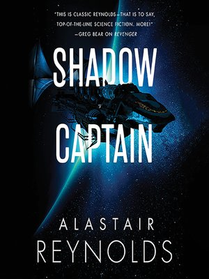 cover image of Shadow Captain